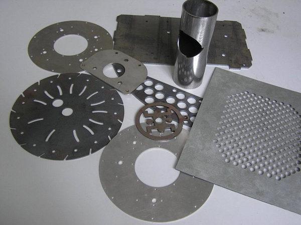 光纖激光切割機樣品